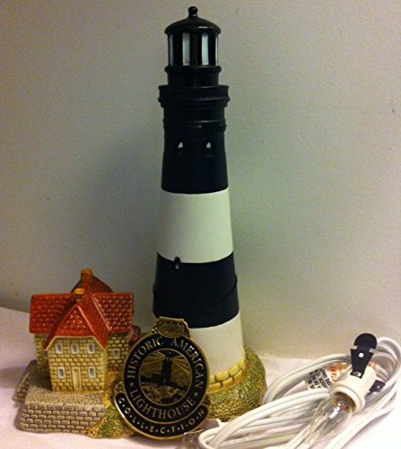 Lamp Historic Lighthouse (Lefton's Historic American Lighthouse Collection 11