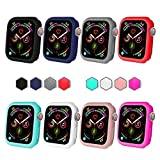 [8 Pack] BOTOMALL for Watch Case 38mm 42mm 40mm