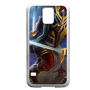 Shen-003 League of Legends LoL For Case Ipod Touch 5 Cover - Hard White