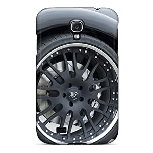 Cute Appearance Cover/tpu DMN129CriM Hamann Bmw X5 Wheel Section Case For Galaxy S4