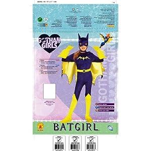 Gotham Girls Batgirl Costume Medium