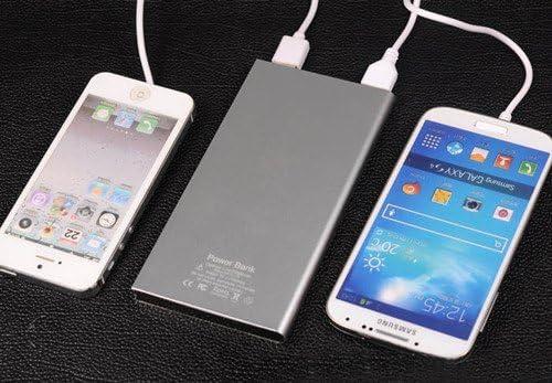 pa83 ® Power Bank 10000 mAH Reel Cargador portátil de transporte ...
