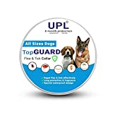 #7: UPL Flea and Tick Prevention for Dogs, Flea and Tick collar for Dogs, One Size Fits All, 24.8 inch, 6 MONTH PROTECTION, Charity