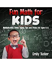 Fun Math for Kids: Multiplication Times Tables Tips and Tricks for Ages 6-8