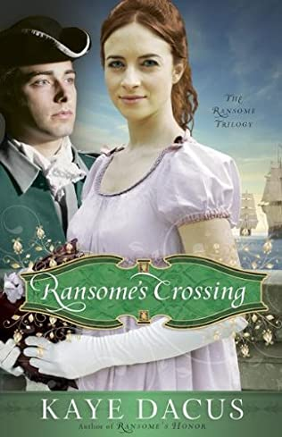 book cover of Ransome\'s Crossing
