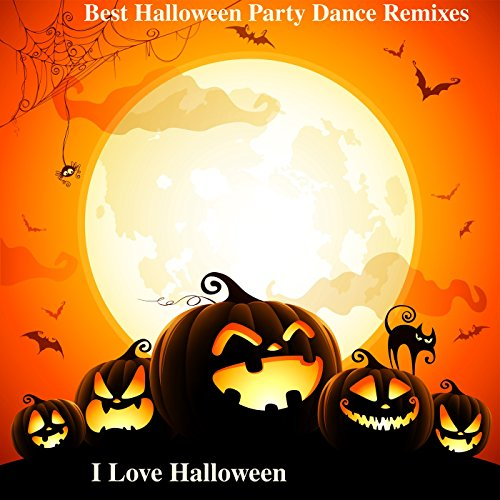 Best Halloween Party Dance Remixes -