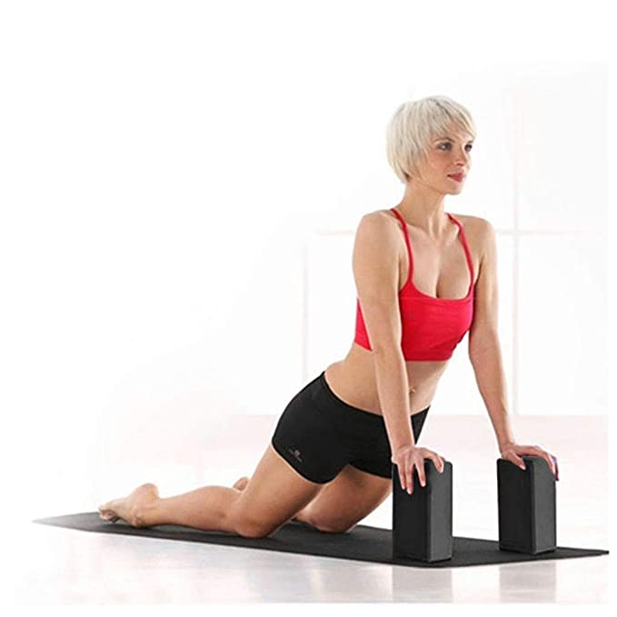 Amazon.com: LIEJIE Almohada de yoga, deporte fitness yoga ...