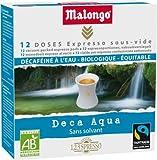 Malongo Café Déca Aqua 12 doses
