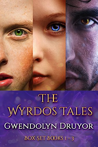 With the apocalypse pending, Wyrdos might be the city's only hope…If you like the snark, magic, and action of Jim Butcher and Patricia Briggs' books, then you will love all the books in The Wyrdos Tales: Three Book Bundle by Gwendolyn Druyor