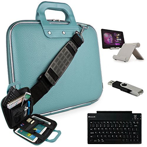 Office Pack Philip Blue Carrying Case, Bluetooth Keyboard - Hp Laptop Car Mount
