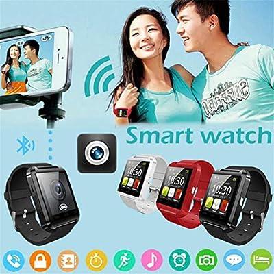 Shengchu 2020 Reloj Inteligente Nuevo y Elegante la U8 Bluetooth ...