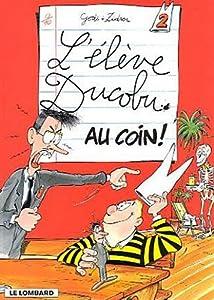 "Afficher ""L'élève Ducobu n° 2 Au coin !"""