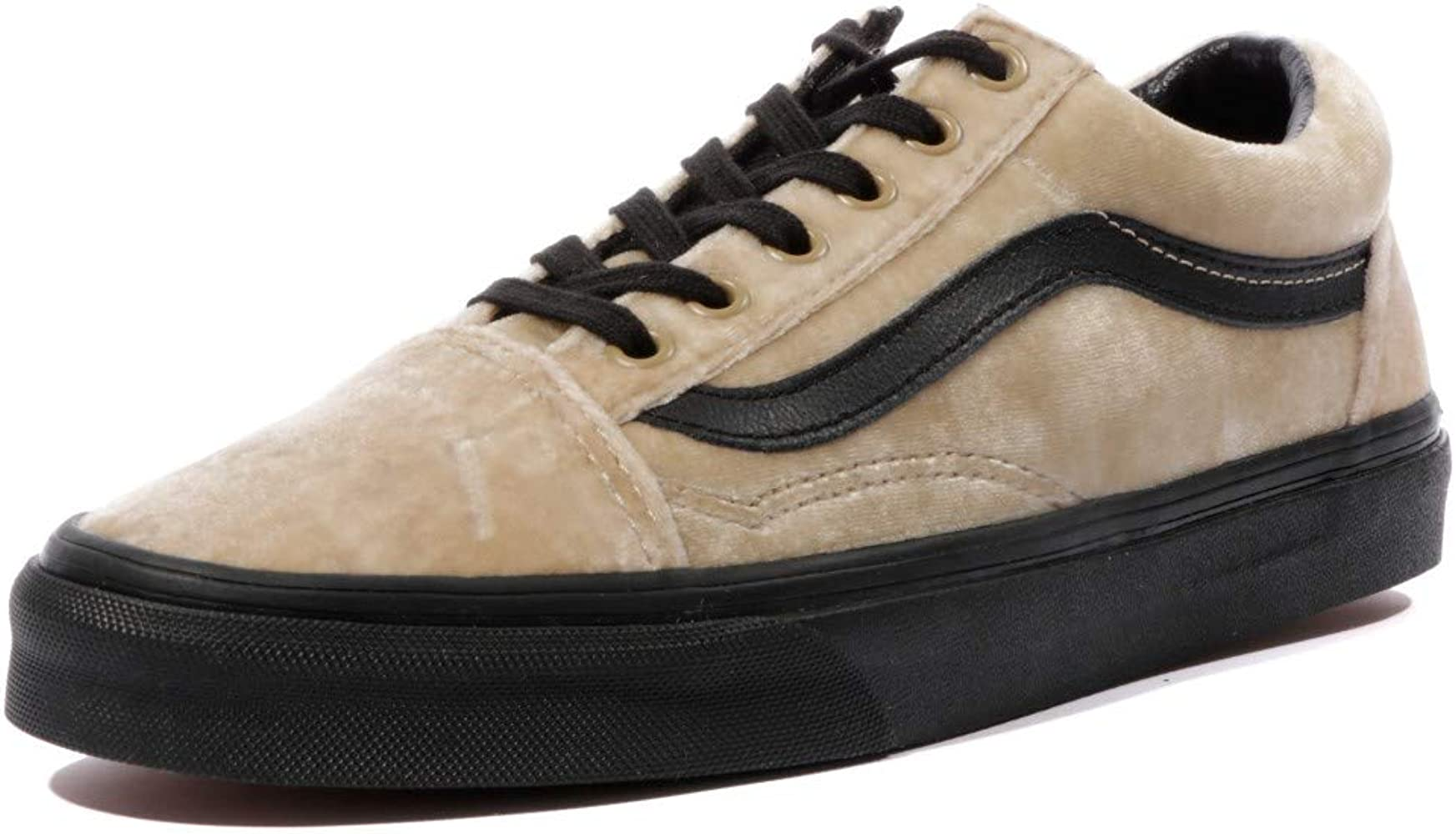 Vans Old Skool (Velvet) Tan