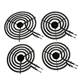 8 in stove burner - Noa Store MP22YA Electric Range Burner Element Unit Set 2- MP15YA 6