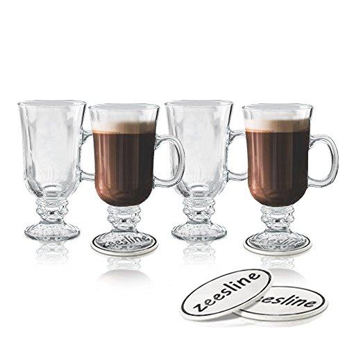 white coffee mugs set of 8 - 7