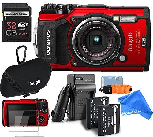 Olympus 12Mp Waterproof Camera - 8