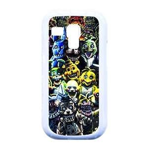 Samsung Galaxy S3 Mini i8190 Phone Case White Five nights at Freddy's VC3XB2028867