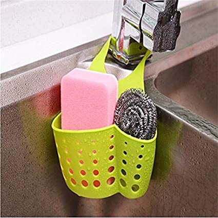 New Kitchen Gadgets tableware Sink rack storage basket Bathroom Soap  Hanging Shelving water Faucet laundry basket kitchen tools