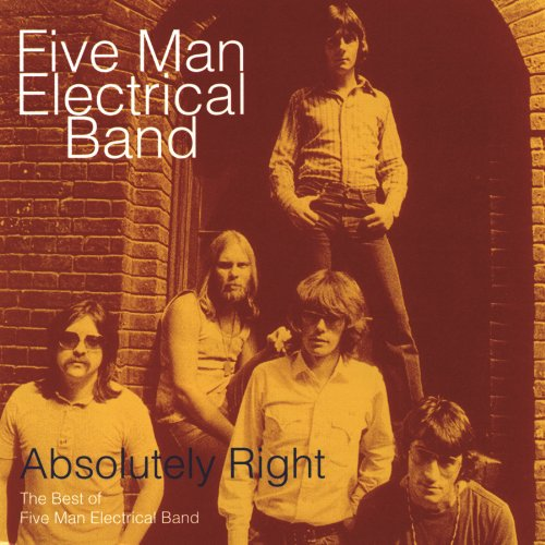 he Best Of Five Man Electrical Band (Electric Band)