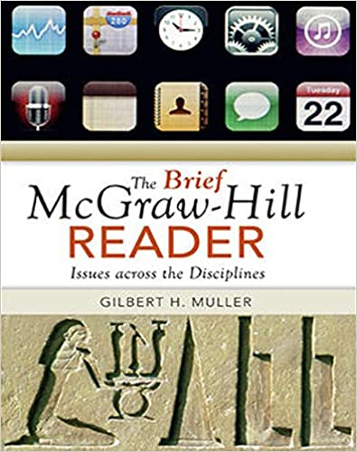 The brief mcgraw hill reader gilbert h muller 9780073405995 the brief mcgraw hill reader 1st edition fandeluxe Images