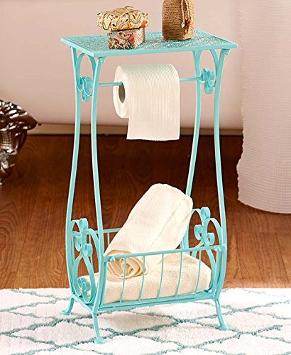 CLASSIC Metal Bathroom Storage Stand by CLASSIC