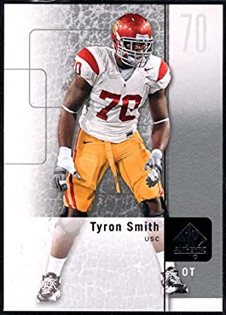 25be4c329 Amazon.com: 2011 SP Authentic #76 Tyron Smith NM-MT: Collectibles ...