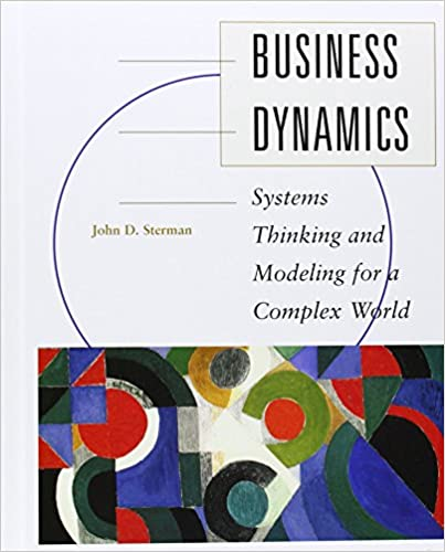 john sterman business dynamics student solutions