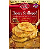 Betty Crocker Cheesy Scalloped Skin-On Potatoes, 5-Ounce Boxes (Pack of 12)
