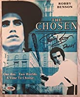 Robby Benson Signed The Chosen Jewish Baseball Movie 8x10 Photo Danny COA - PSA/DNA Certified - Autographed MLB Photos