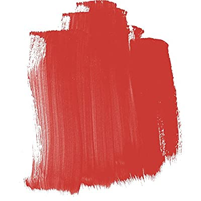 4oz. High Flow Acrylic Paint Color: Naphthol Red Light
