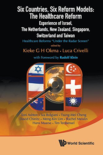 - Six Countries, Six Reform Models: The Healthcare Reform Experience Of Israel, The Netherlands, New Zealand, Singapore, Switzerland And Taiwan - Healthcare Reforms