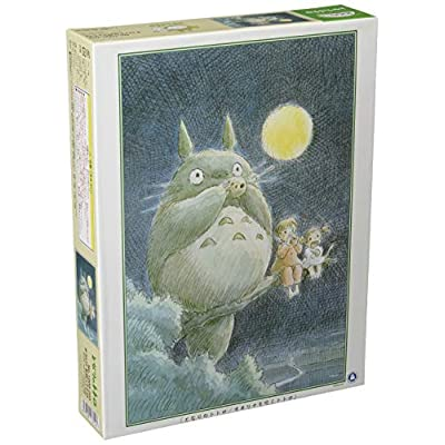 My neighbor Totoro 1000pieces Ghibli jigsaw Puzzles 1000-203 by ensky: Toys & Games