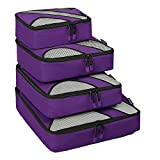 10-4-set-packing-cubestravel-luggage-packing-organizers-with-laundry-bag-purple