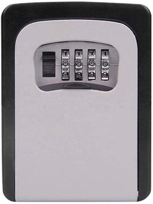 Ssiyun Caja De Seguridad para Almacenamiento Al Aire Libre Caja De ...