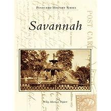 Savannah (Postcard History Series)