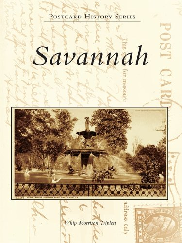 Savannah (Postcard History Series)