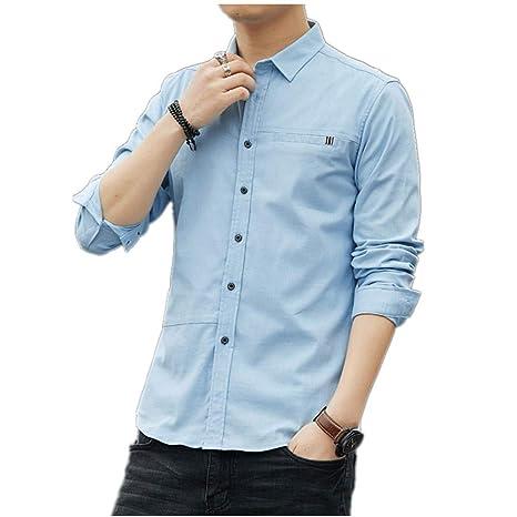 Libaiyu Camisabrcamisas De Vestir Para Hombres Camisas