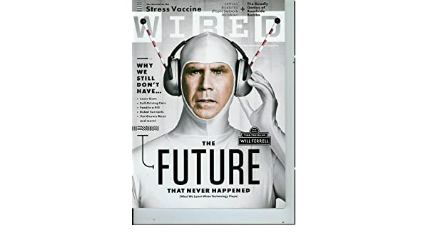 Nett Wired Magazin Cover August Galerie - Elektrische ...