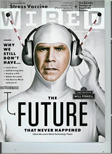 Wired Magazine (August 2010) the Future That Never Happened ...