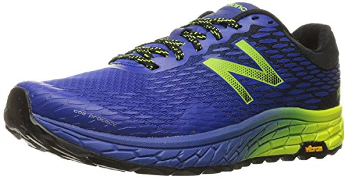 New Balance Mens HieroV2 Trail Running Shoe, Electric Blue, 45 D(M) EU/10.5 D(M) UK