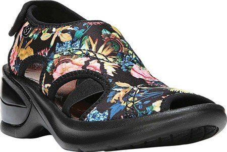 Bzees Womens Kiss Sandal (9 B (m) Us, Black Maui)