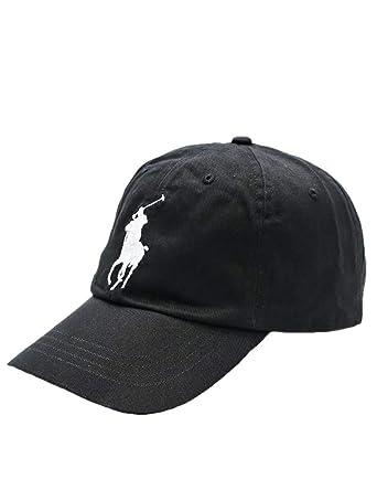 Ralph Lauren Casquette Bonnet - Casquette Gros Logo - Taille TU  Amazon.fr   Vêtements et accessoires 1b066ab2c0c