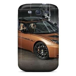 Williams6541 Premium Protective Hard Case For Galaxy S3- Nice Design - 2010 Lotus Evora 414e Hybrid