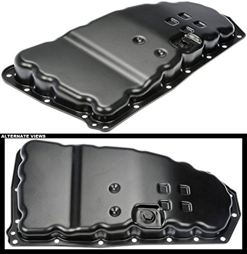APDTY 113686 Transmission Oil Pan Fits AWD All Wheel Drive 2011-2014 Nissan Juke 2008-2015 Nissan Rogue 2008-2014 Nissan X-Trail (All Wheel Drive Only; Replaces 31390-1XF01, 313901XF01)