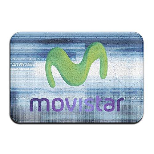 movistar-logo-anti-slip-house-garden-gate-carpet-door-mat-floor-pads