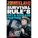 (11x17) Zombieland Survival Rule 8 Movie Poster