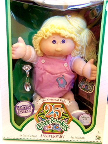 Cabbage Patch Kids 25th Anniversary 2008 Cabbage Patch ...
