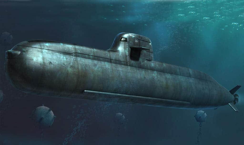 German Type 212 Submarine
