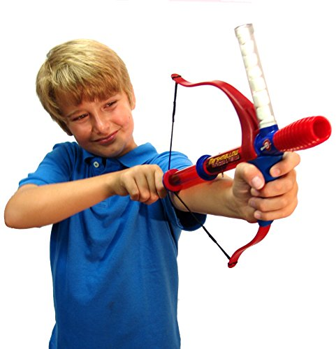 Classic Marshmallow Shooter Mini Bow Shooter