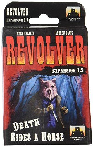 Revolver 1.5: Death Rides A Horse Board Game (2 Player)